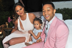 Chrissy Teigen and John Legend's Daughter Chrissy Teigen and John Legend's Daughter Luna, 2, Gets Her Own HouseChrissy Teigen and John Legend's Daughter Luna, 2, Gets Her Own House, 2, Gets Her Own House