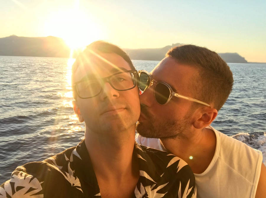 Christian Siriano Raves About 'Fun Love' With New Boyfriend Kyle Smith