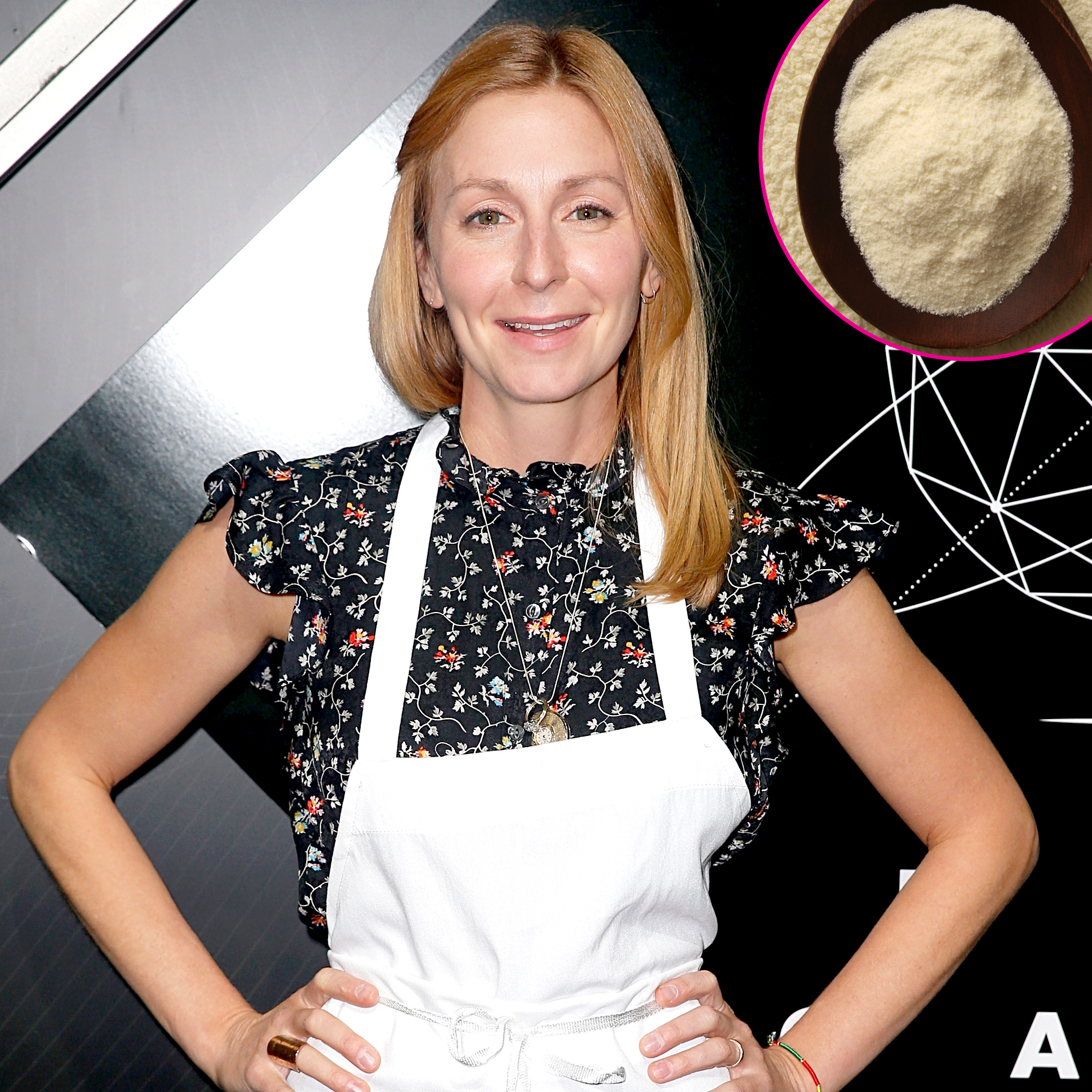 Christina-Tosi's-Milk-Powder-Baked-Goods - The MasterChef Junior judge is famous for her decadent baked goods, which she whips up with the help of a rather banal ingredient: milk powder. The dried food apparently makes her famous desserts even richer.