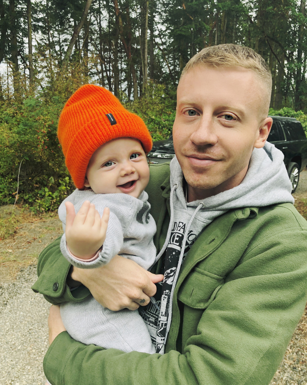 Colette-Koala-Haggerty - Macklemore and his wife, Tricia Davis , welcomed their second baby girl in March 2018. Colette Koala joined older sister, Sloane Ava Simone, who was born in 2015.