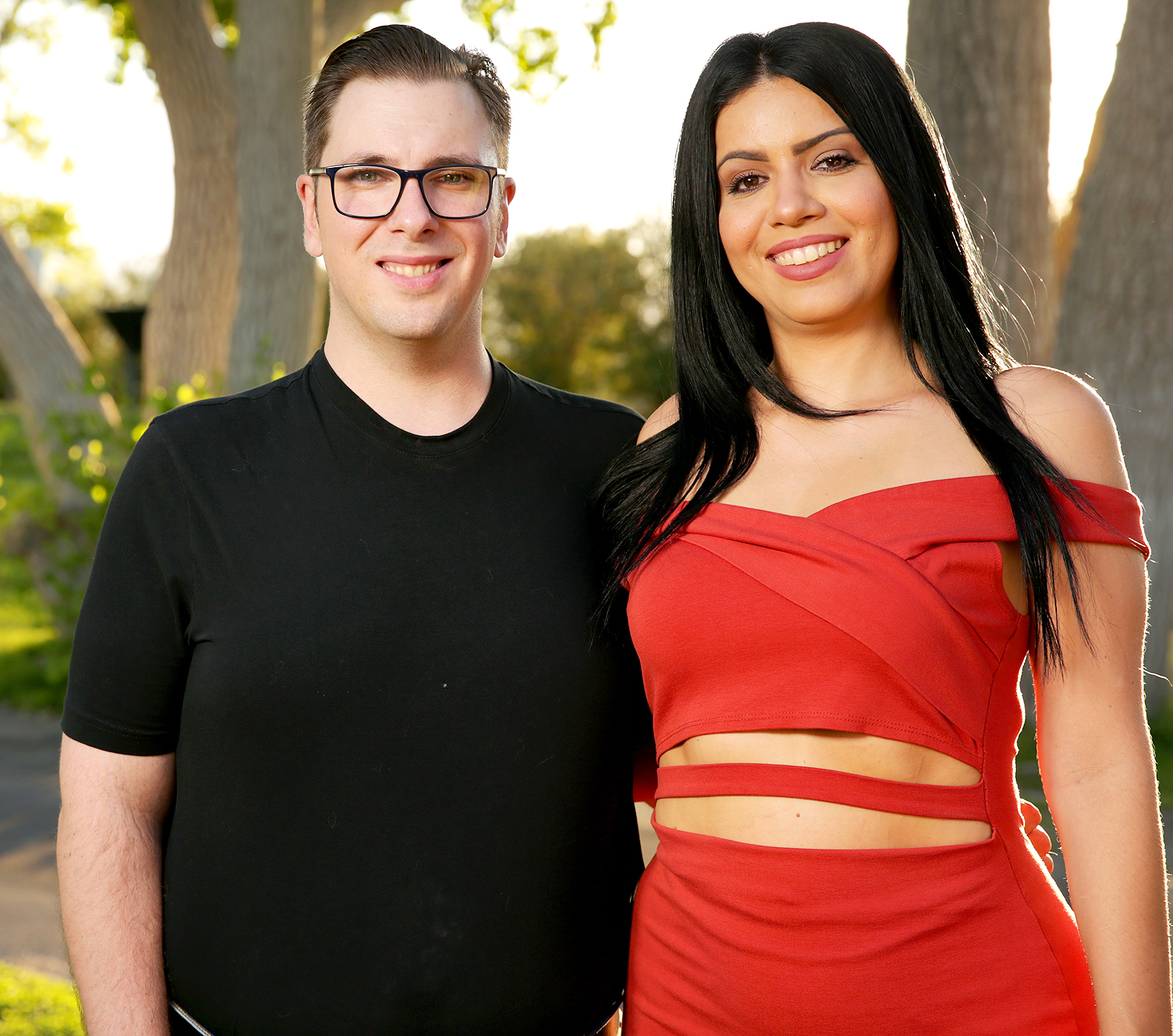 Colt-Johnson-Larissa-Dos-Santons-Lima - The 90 Day Fiancé stars first connected on social media and got engaged just five days after meeting in person. They tied the knot in June 2018, but Johnson filed for divorce in January 2019 after Dos Santos Lima was arrested for domestic battery against him for the third time.