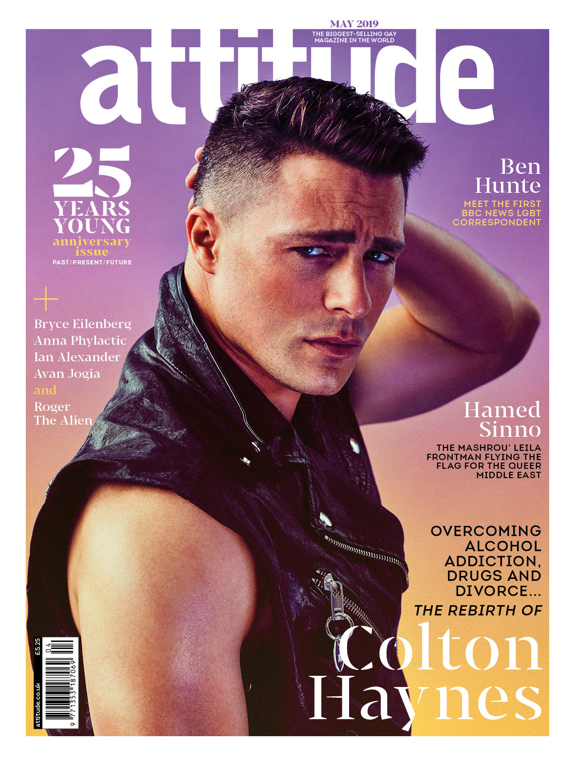 Newly Sober Colton Haynes Reveals He Was Placed on a 5150 Psychiatric Hold During 'Downward Spiral'