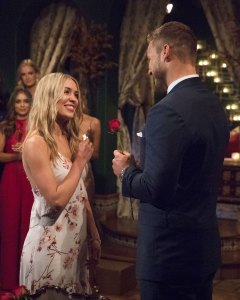 Colton and Cassie The Bachelor