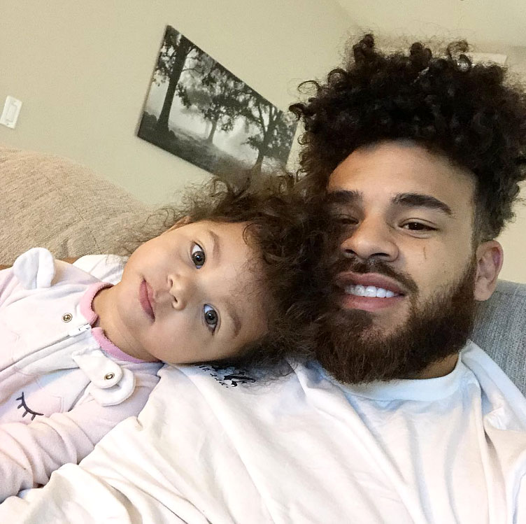 Teen Mom OG's Cory Wharton Shares Sweet Father-Daughter Selfie With Ryder One Week After Hospital Visit