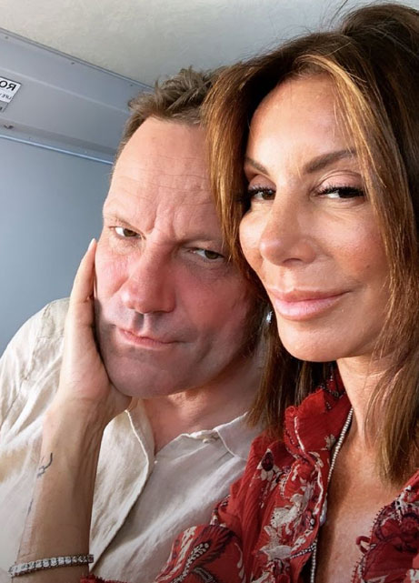 Danielle Staub Marries Oliver Maier in New York City Less Than Two Weeks After Divorce From Mary Caffrey - Danielle Staub and Oliver Maier