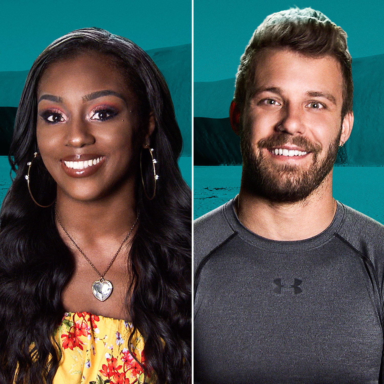 Davonne Paulie Unaired Amanda Garcia Attack The Challenge War of the Worlds