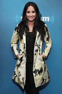 Demi Lovato Sends Herself Flower Bouquet After Split From Henri Levy and Return to Treatment
