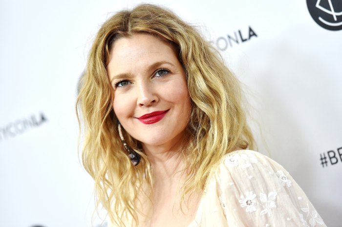 Drew Barrymore Tells Us How to Use Her New Makeup Brush Collection
