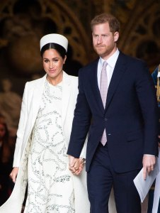 Duchess Meghan 'Was Made Aware' That the Royal Family Don't Have 'Flashy' Baby Showers After Her New York City Party