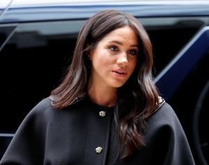 Duchess Meghan Is Feeling Somewhat Nervous in Final Trimester