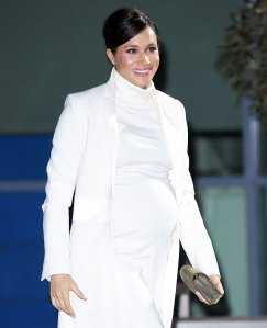 How Duchess Meghan Will Address Female Issues on International Women's Day