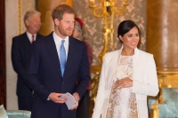 Duchesses Meghan and Kate Reunite at Event Celebrating Prince Charles