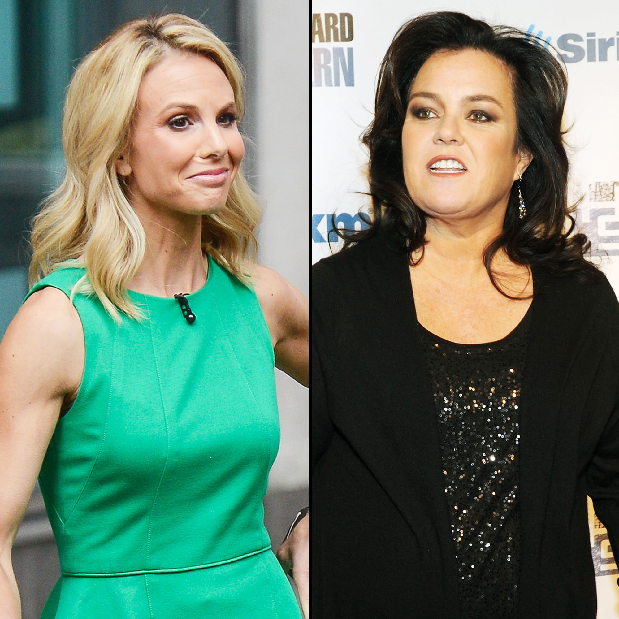 Elisabeth Hasselbeck Rosie O'Donnell Tumultuous Past - Elisabeth Hasselbeck Rosie O'Donnell Tumultuous Past