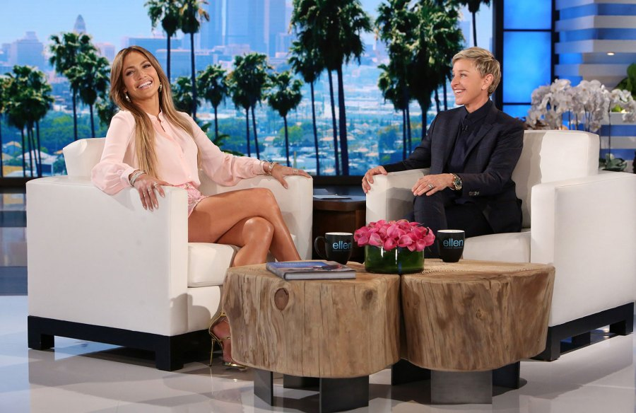 Ellen DeGeneres Offers to Be Jennifer Lopez's 'Maid of Honor' in Wedding to Alex Rodriguez