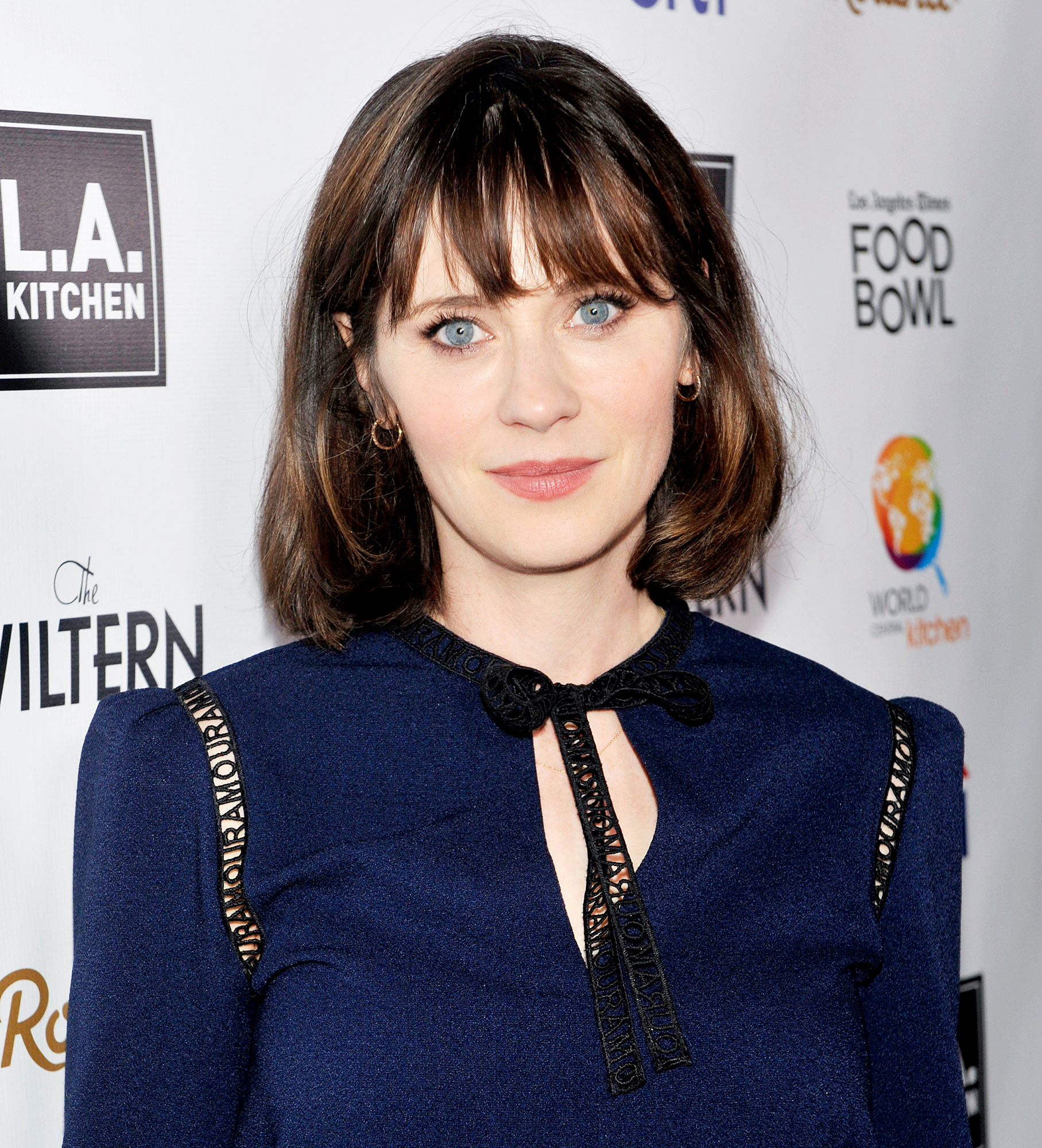 """Elsie-Otter-and-Charlie-Wolf-Pechenik-Zooey-Deschanel - Deschanel and her husband, Jacob Pechenik , gave both their daughter and son, born in 2015 and 2017, respectively, animal-themed middle names. """"We thought Elsie is, like, kind of a classic name. A lot of people have grandmas and aunts name Elsie,"""" the New Girl alum said on The Ellen DeGeneres Show in 2016."""