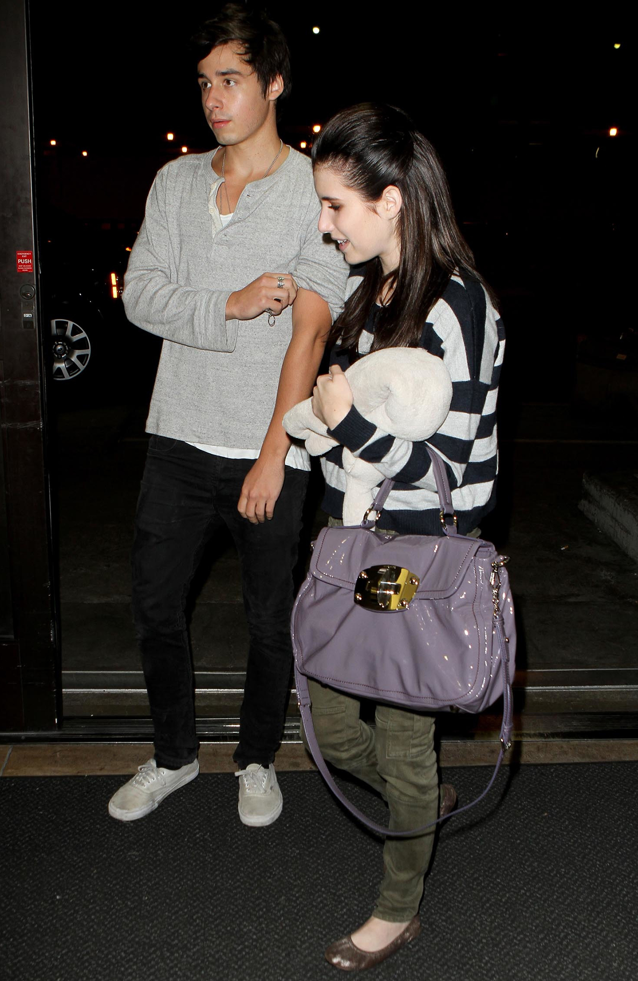 Emma Roberts' Dating History - Roberts started seeing the ULCA student in 2009, but the pair split after nearly two years together in 2011.