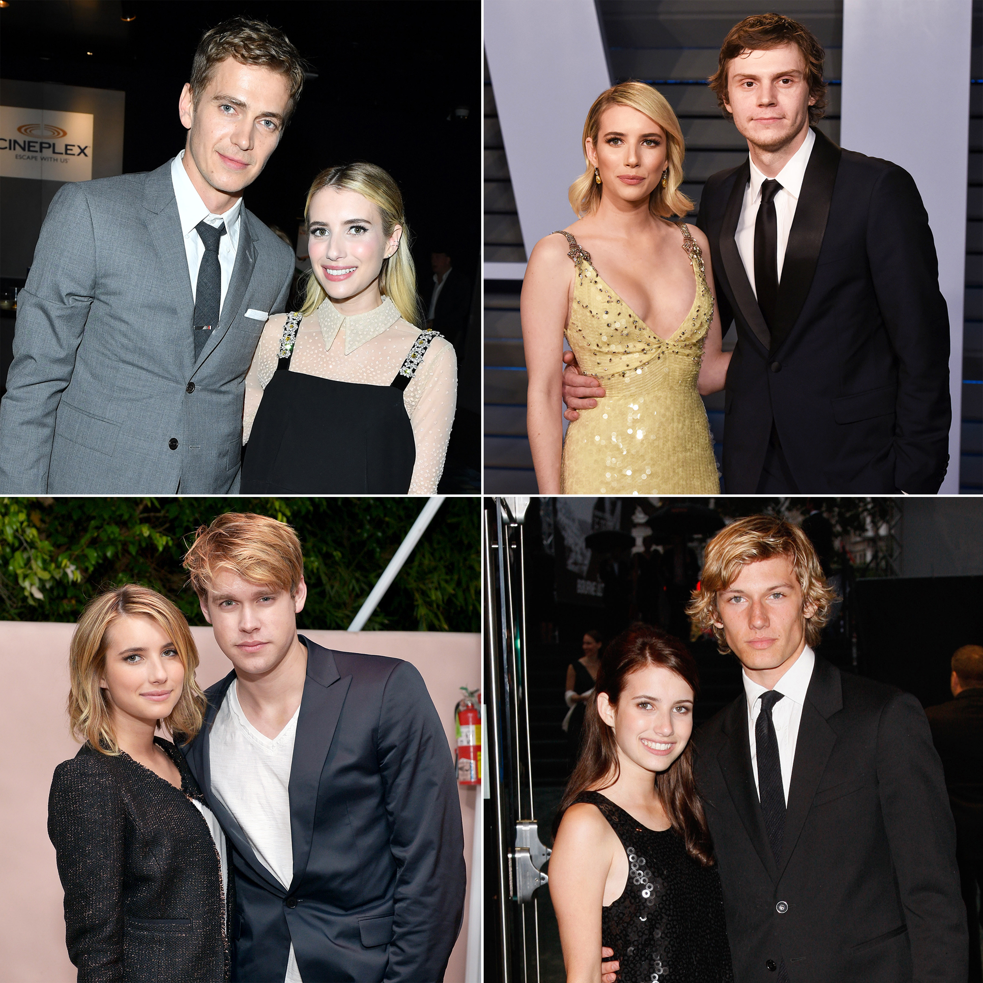 hayden christensen dating history