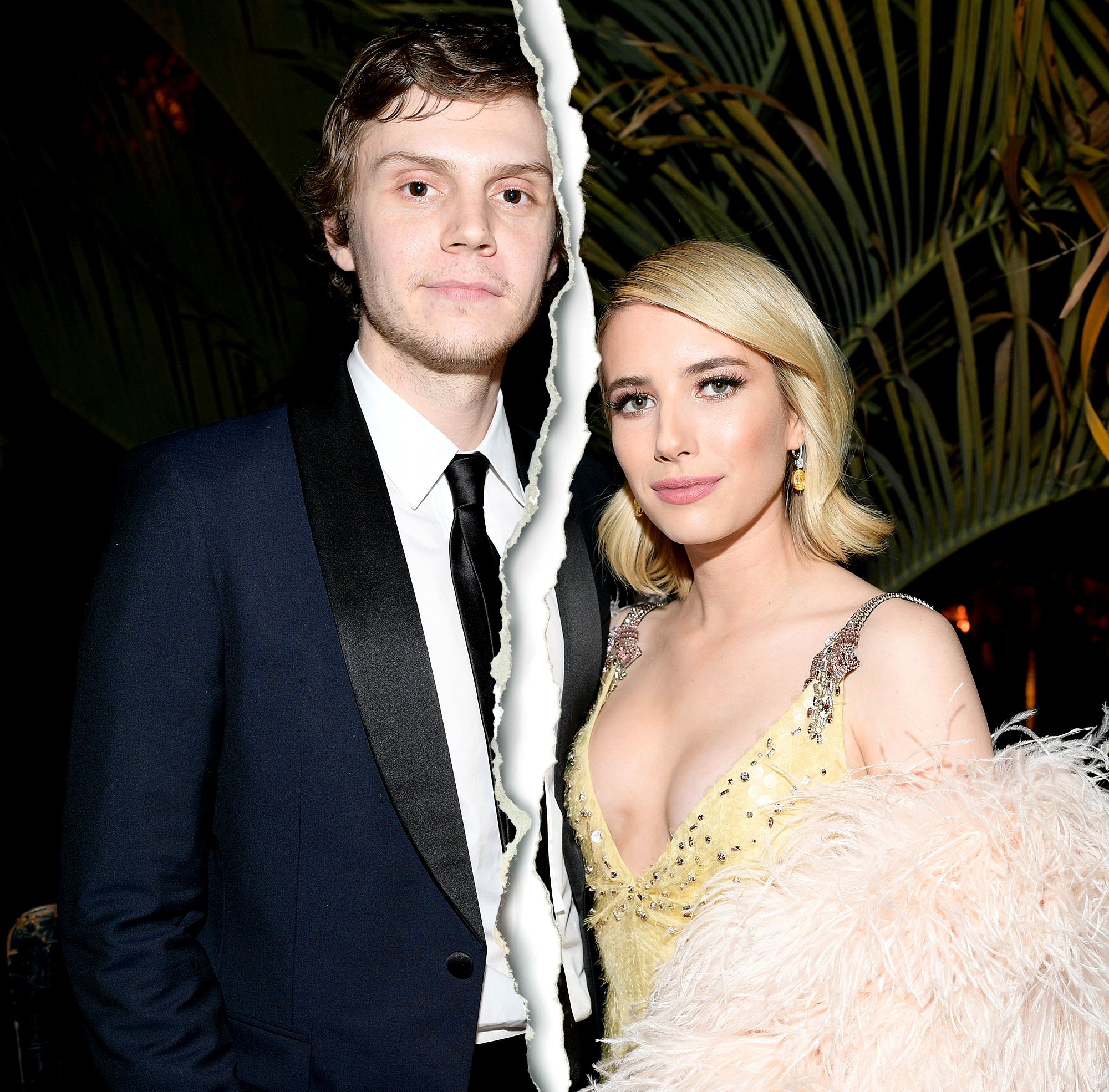 Emma-Roberts-Splits-With-Evan-Peters