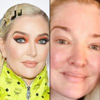 Erika Jayne, 47, Uses Her Makeup-Free Moment to Clapback at Haters