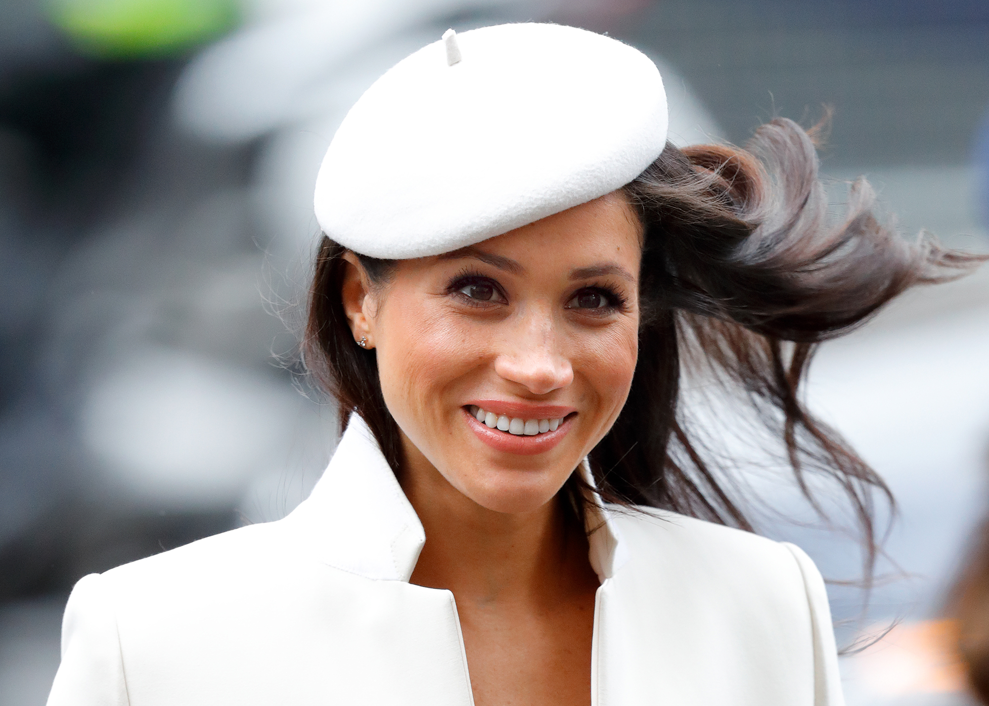 Everything Duchess Meghan Has Said About Her Diet and Fitness Tricks - Meghan Markle attends the 2018 Commonwealth Day service at Westminster Abbey on March 12, 2018 in London, England.