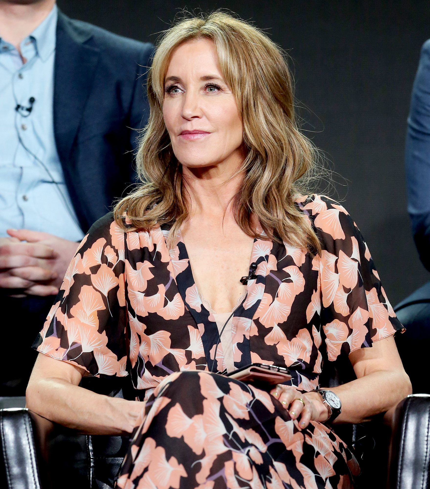 Celebrity News: Felicity-Huffman-Appears-in-Court-After-College-Scam-Arrests