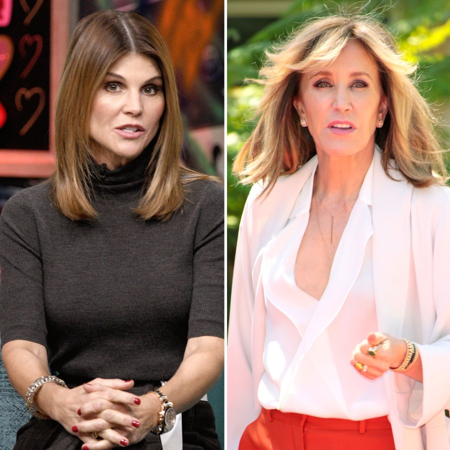 Felicity Huffman and Lori Loughlin Hit With $500 Billion Lawsuit