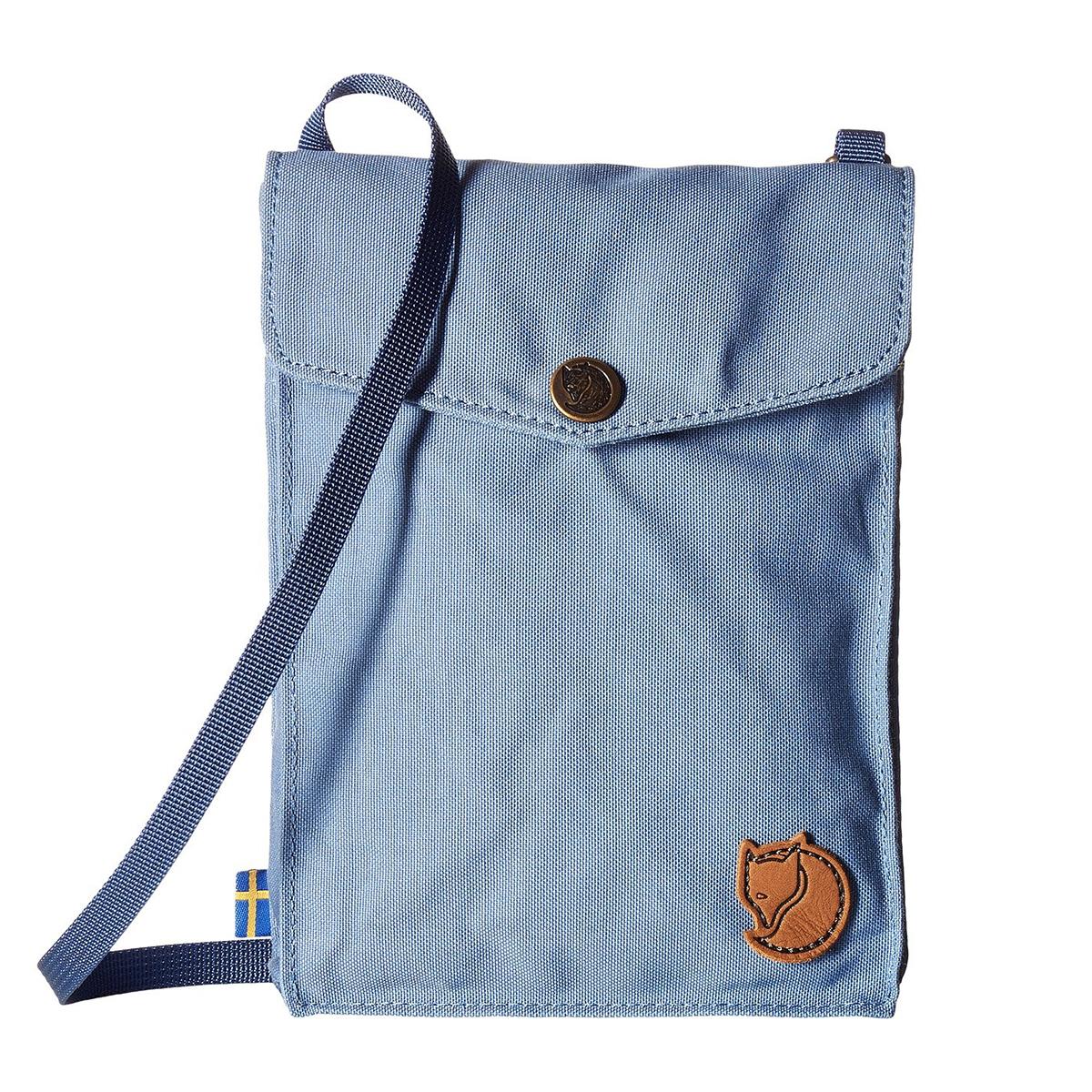 Fjallraven Pocket Blue