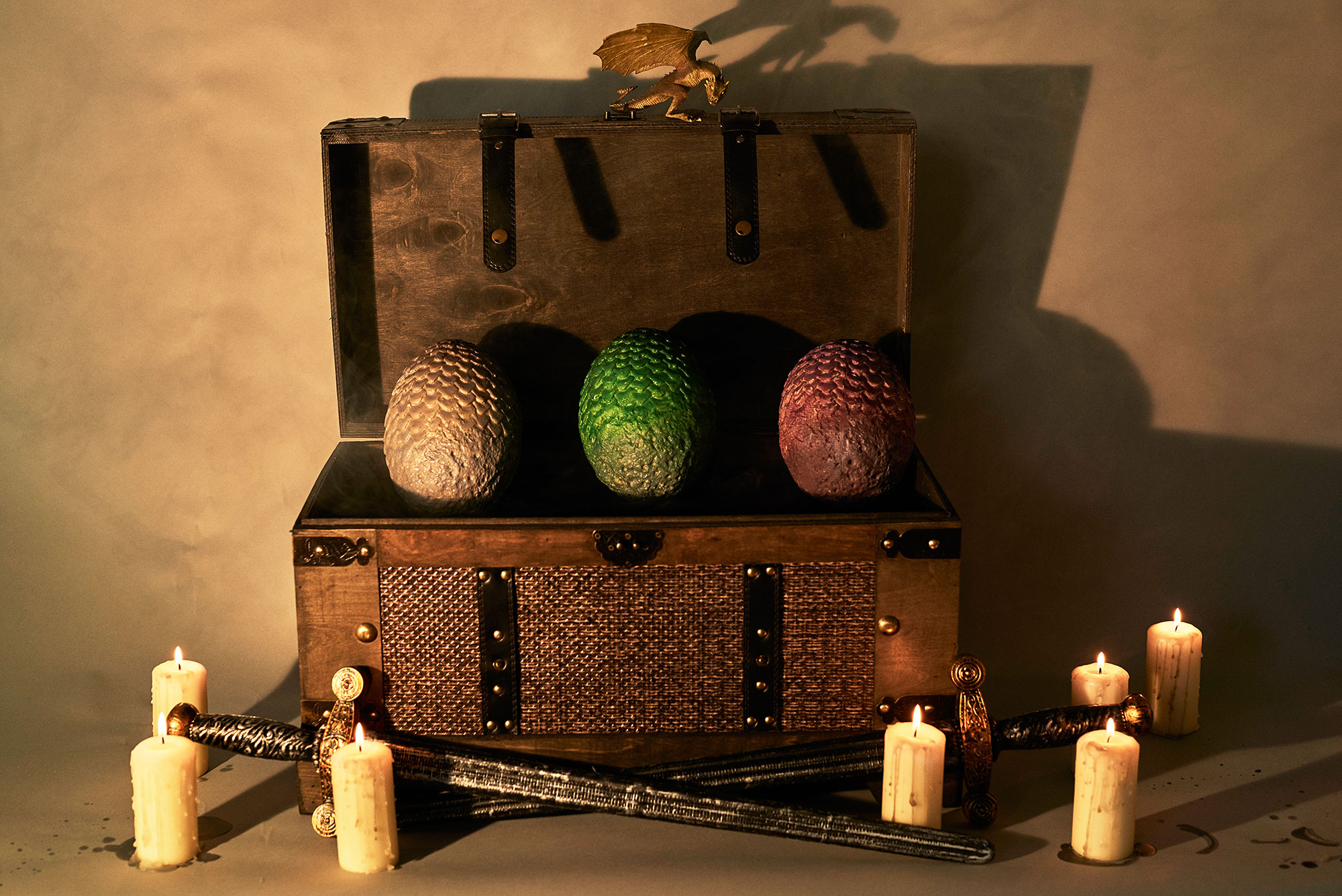 Game Of Thrones Deliveroo Dragon Egg