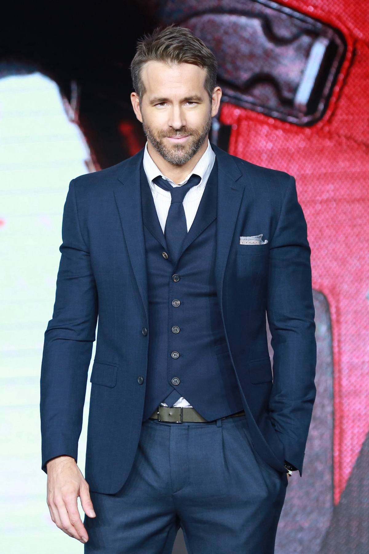 Ryan Reynolds Posts Video Tribute to John Candy on 25th Anniversary of His Death - Ryan Reynolds attends the premiere of 'Deadpool 2' on January 20, 2019 in Beijing, China.