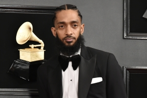Rapper Nipsey Hussle Shot Outside His Store in L.A.: Reports