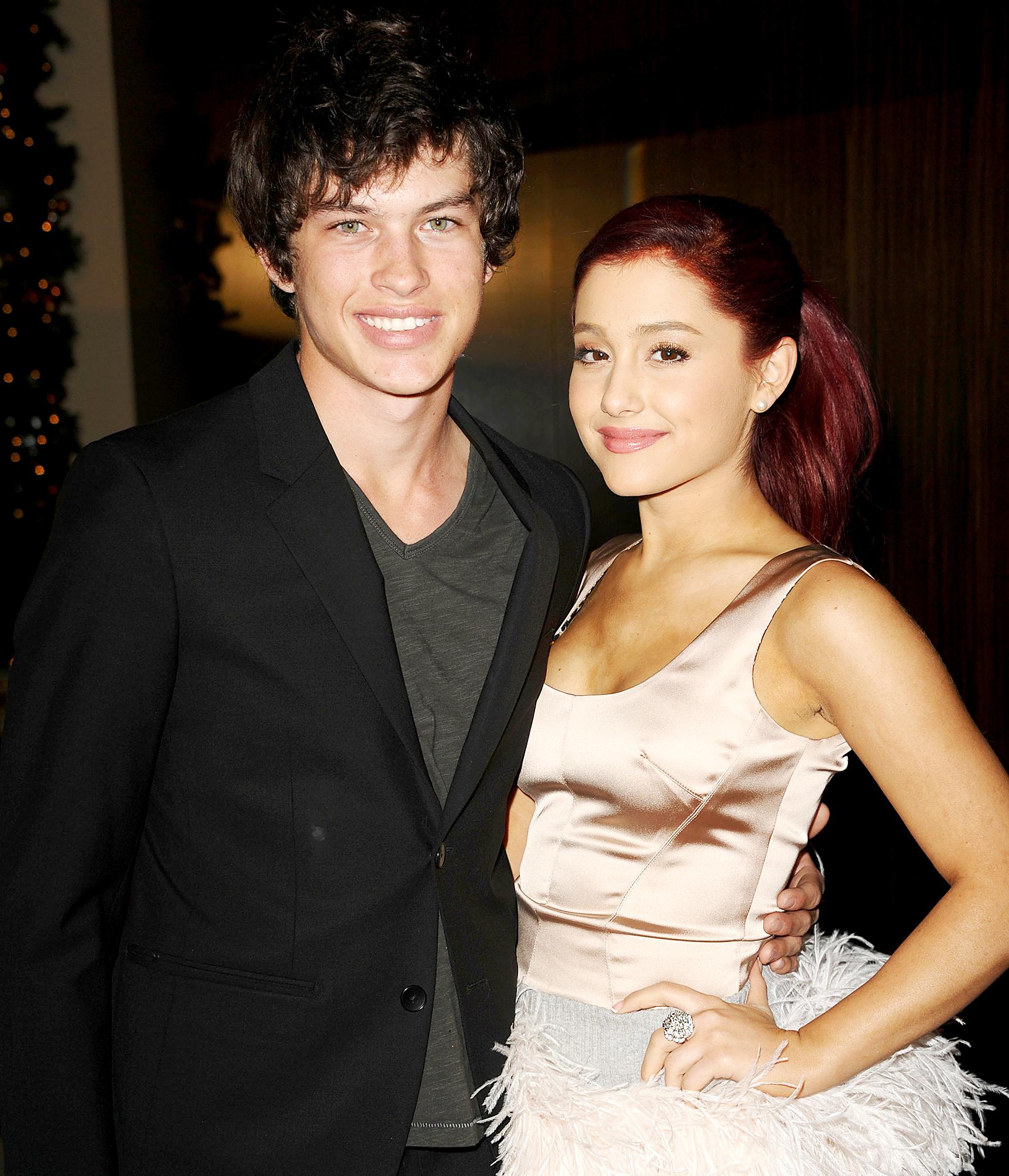 Graham-Phillips-and-Ariana-Grande-reunite