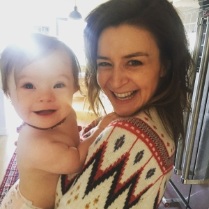 Grey's Anatomy's Caterina Scorsone Was Sent 'Into a Tailspin' When She Learned of Daughter's Down Syndrome Diagnosis