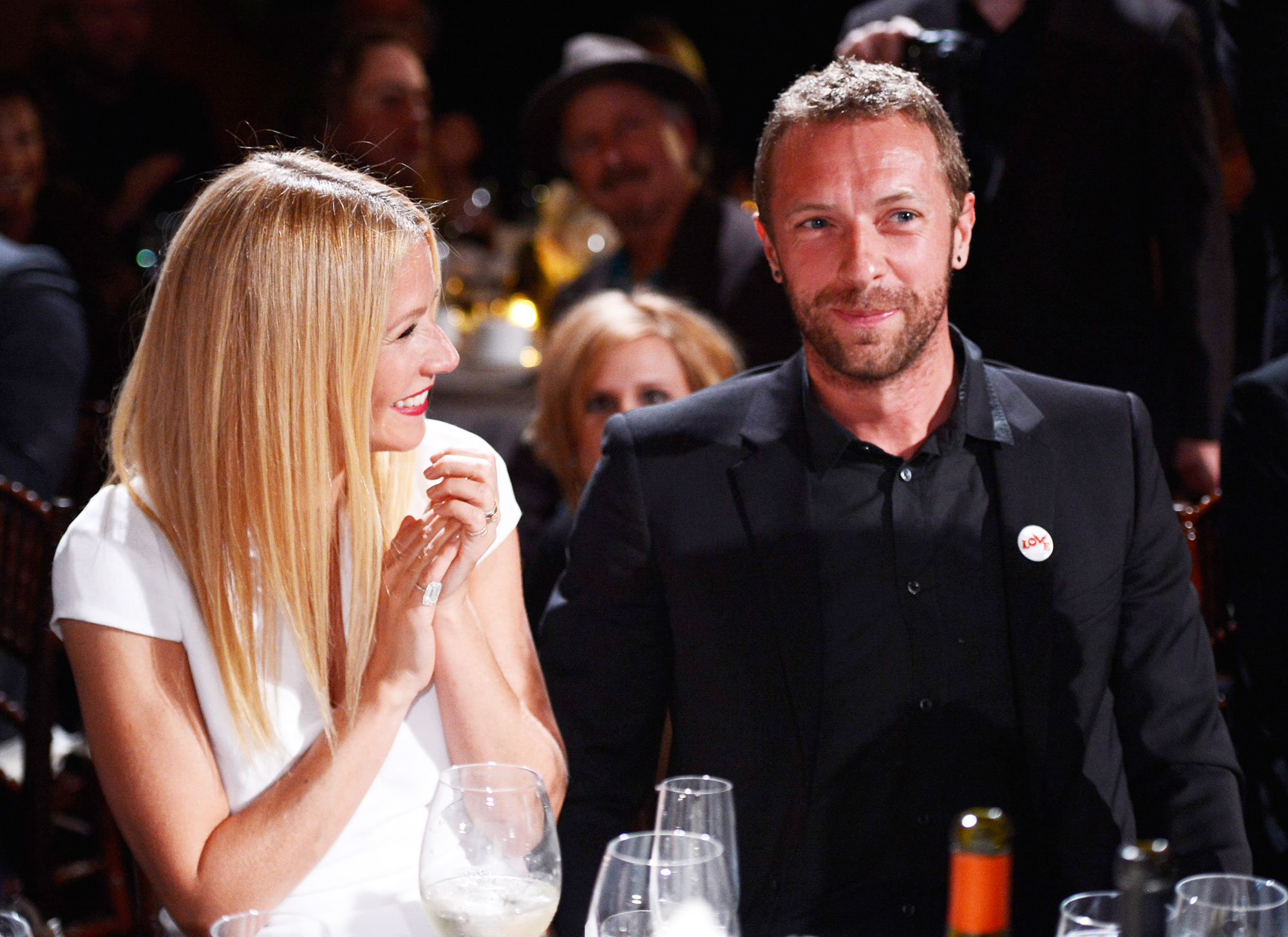 Gwyneth Paltrow and Chris Martin Gwyneth Paltrow: 'I'll Write a Book' One Day About 'Conscious Uncoupling'