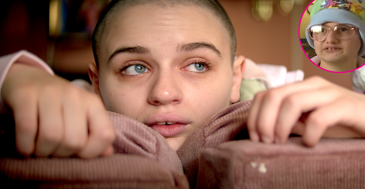 Gypsy-Rose-Blanchard-(Joey-King)-The-Act - Gypsy and her mother had survived Hurricane Katrina, and due to Gypsy's medical issues that her mother claimed she had, received gifts from many charities including Make-a-Wish and Habitat for Humanity. In fact, Habitat built the home they lived in at the time of the murder.