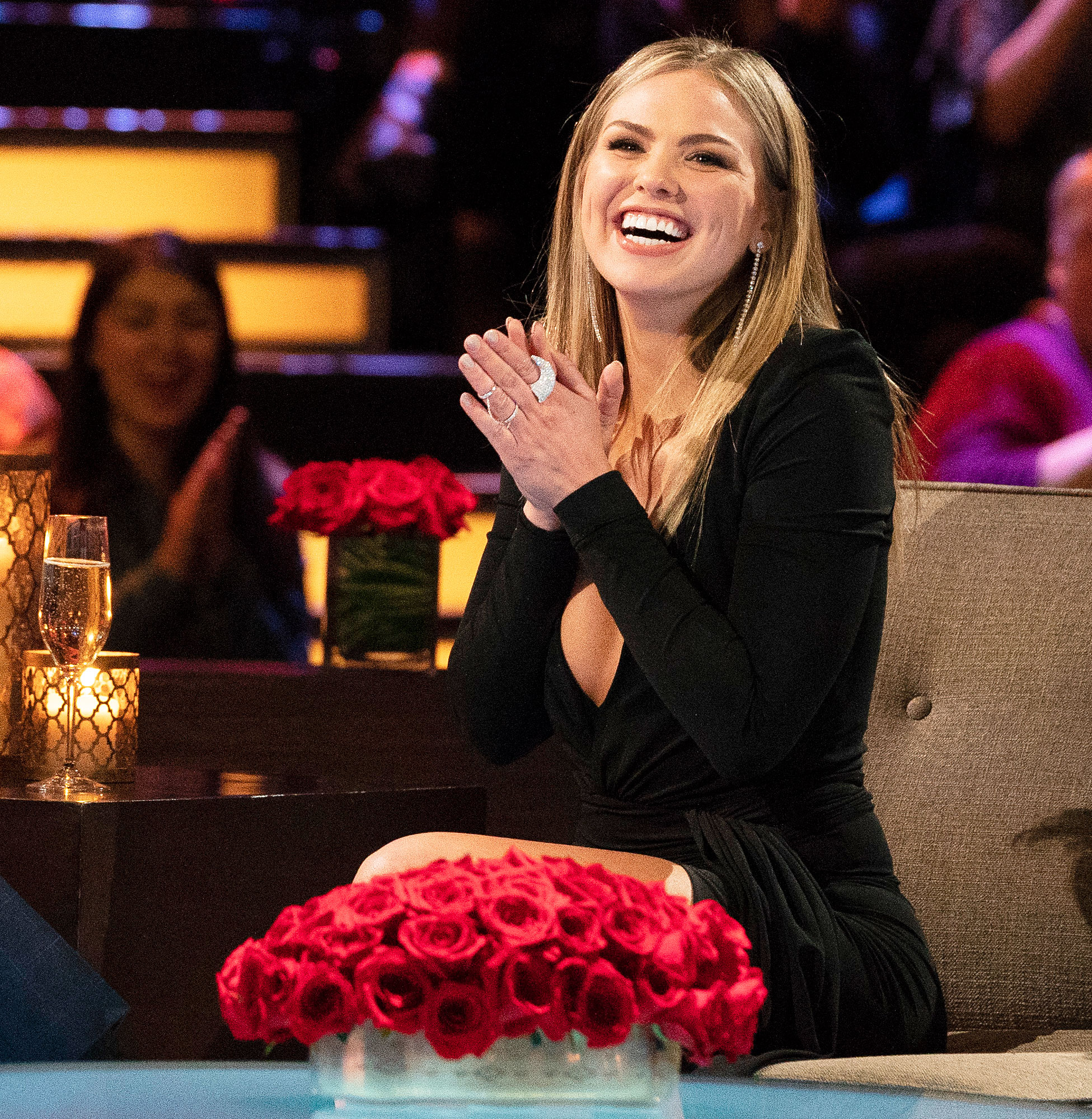 Chris Harrison Hints Hannah Brown Is the Next Bachelorette