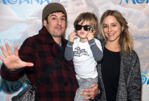 How Jason Biggs' 5-Year-Old Son Reacted to Seeing Him in 'American Pie': He Was 'Captivated'