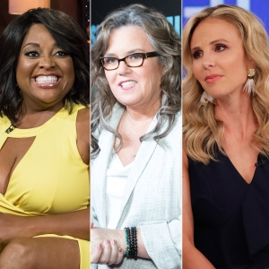 How Rosie O'Donnell Helped Sherri Shepherd Make More Than Elisabeth Hasselbeck on 'The View' Salary