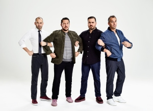 'Impractical Jokers' Are 'Still Having Fun' As They Approach 200th Episode: 'We Have Not Matured at All'
