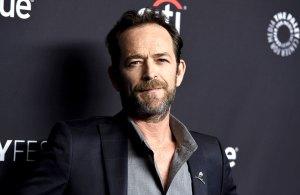 Inside Luke Perry's Close Bond With His Kids