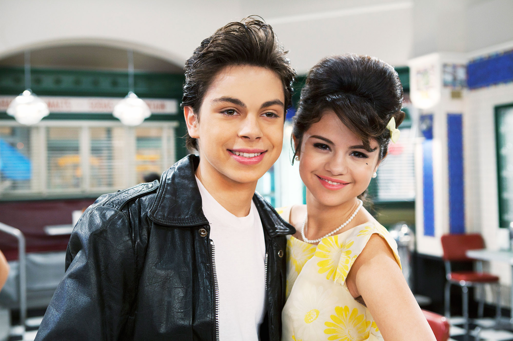 "'Wizards of Waverly Place' Alum Jake T. Austin Wishes 'Sister' Selena Gomez Well After Mental Health Treatment - WIZARDS OF WAVERLY PLACE – ""Rock Around the Clock"" Jake T. Austin and Selena Gomez"