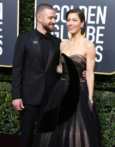 Jessica Biel Grabs Husband Justin Timberlake's Butt Backstage at His Concert: 'Get Some'