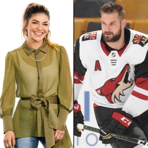 Jessica Szohr Is Dating Professional Hockey Player Brad Richardson