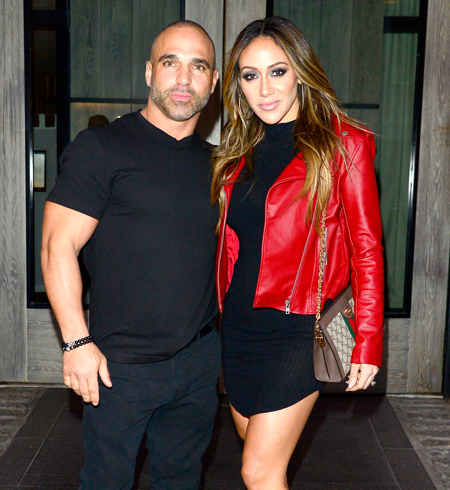 "Joe-Gorga-and-his-wife-Melissa-Gorga - ""She is hanging in there — what else can she do?"""