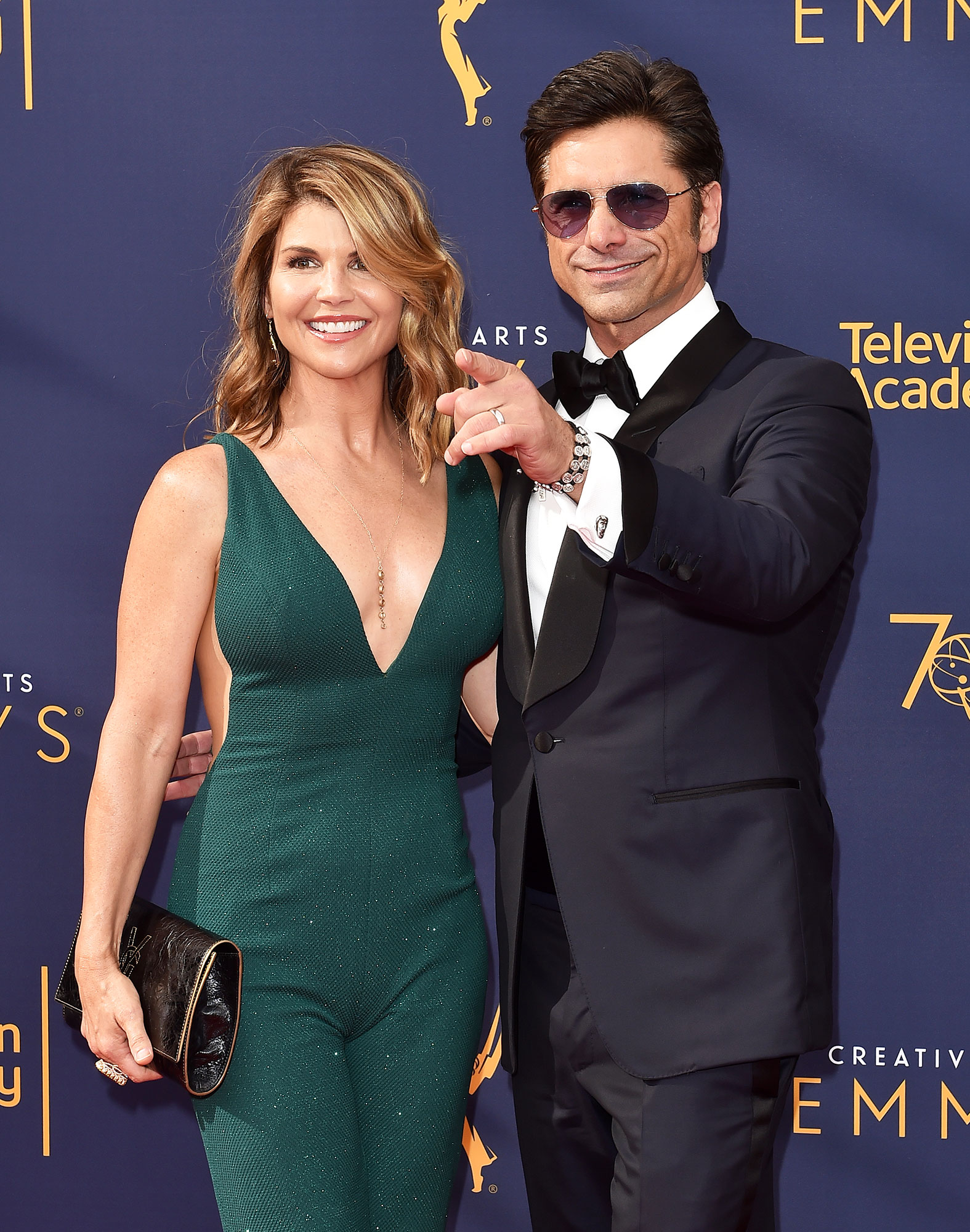 John Stamos Told Lori Loughlin She Should Write a Parenting Book