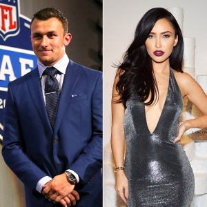 Johnny Manziel and Wife Bre Tiesi Spark Split Rumors After Peculiar Instagram Activity