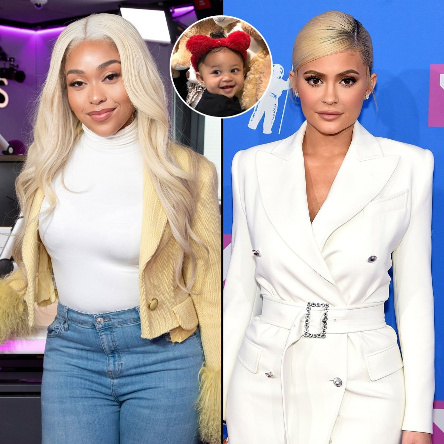 Jordyn Woods Misses Kylie Jenner's Daughter Stormi the Most