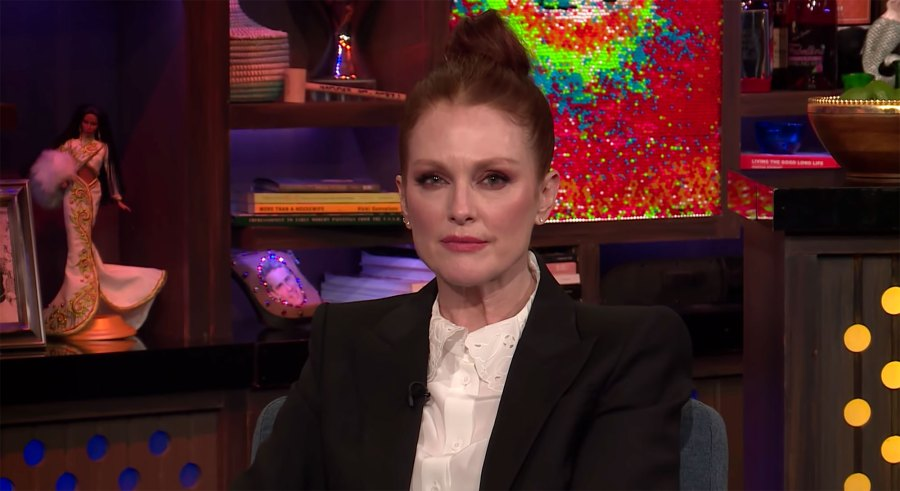 Julianne Moore Says She Was Fired From an Oscar-Nominated Film ... But Why?