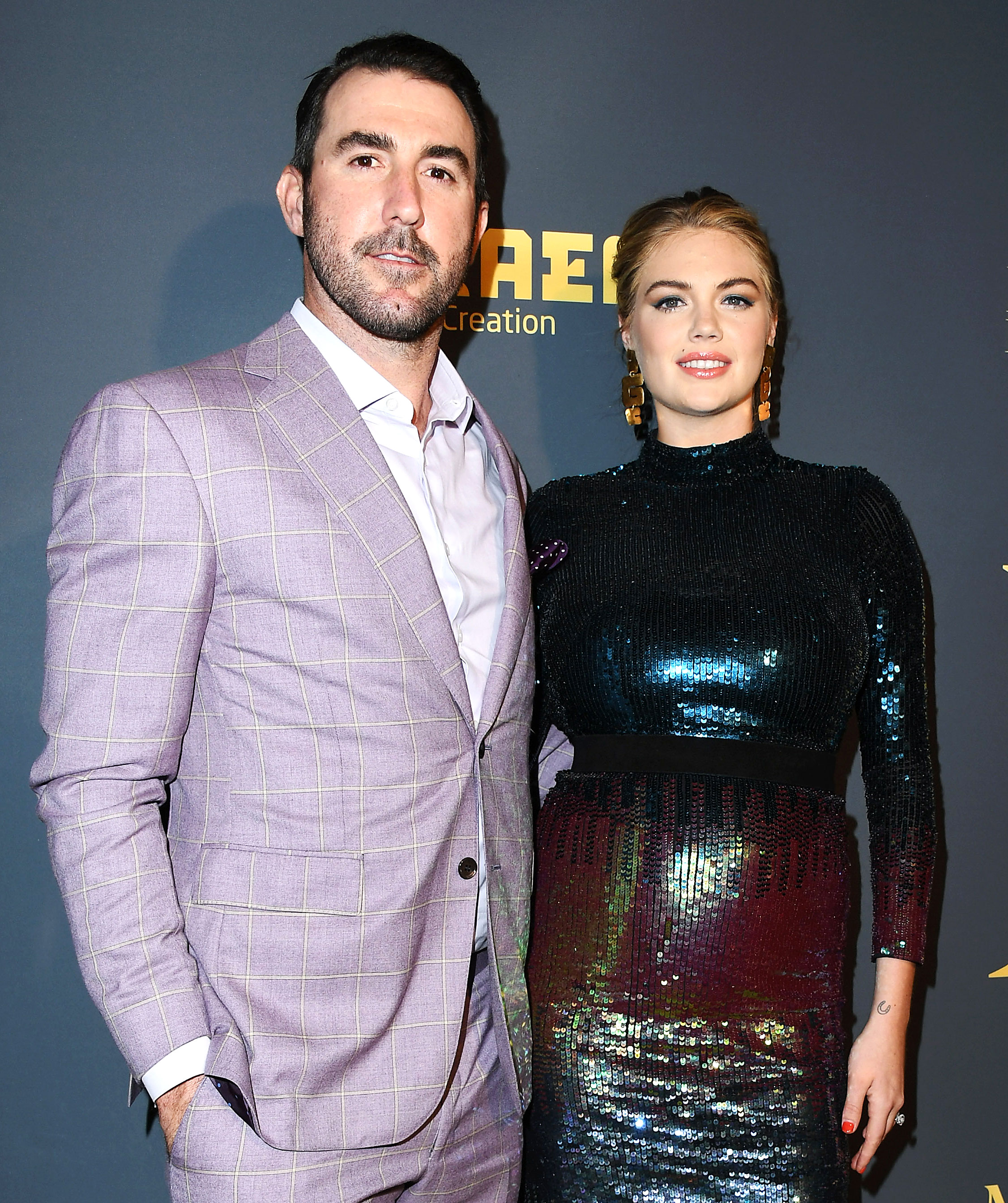 Justin Verlander Gushes About Kate Upton's 'Tremendous' Transition to Motherhood Four Months After Welcoming Daughter - Justin Verlander and Kate Upton attend The Maxim Hot 100 Experience at Hollywood Palladium on July 21, 2018 in Los Angeles, California.