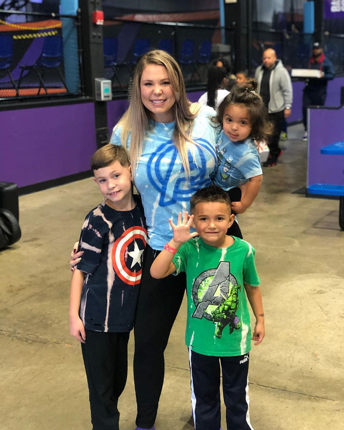 Kailyn Lowry Says She 'Definitely' Wants More Kids After Bashing MTV for 'Bitter Baby Momma' Portrayal