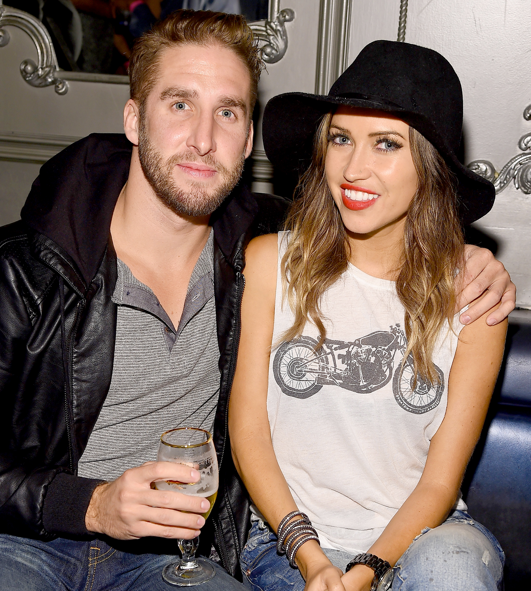 Kaitlyn Bristowe Shares Breakup Journey With Shawn Booth: 'We Held Off So Many Times Because We Didn't Want to Face' the Public - Shawn Booth and Kaitlyn Bristowe attend the NYLON Magazine Rebel Fashion Week party at Up & Down in New York City on September 10, 2015.